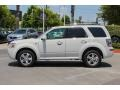 Mercury Mariner Premier V6 White Suede photo #4