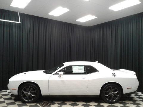 White Knuckle 2018 Dodge Challenger SXT