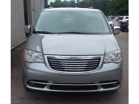 Billet Silver Metallic 2015 Chrysler Town & Country Touring-L