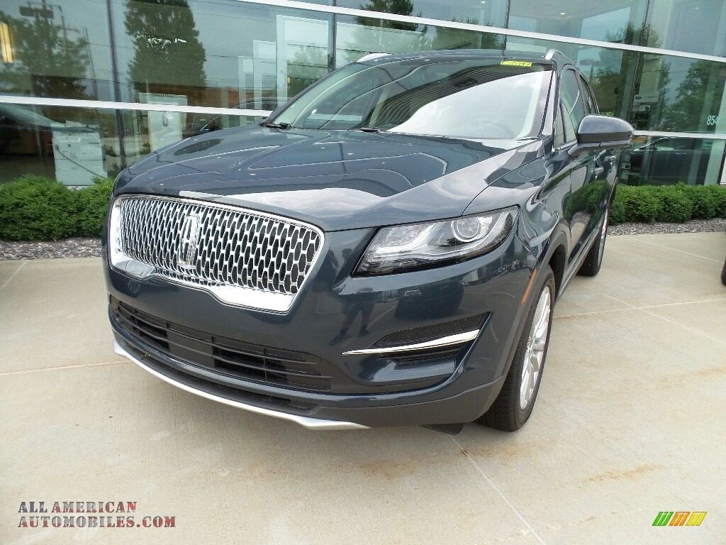 Baltic Sea Green Metallic / Cappuccino Lincoln MKC FWD