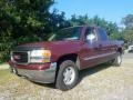 GMC Sierra 1500 SLE Extended Cab 4x4 Dark Toreador Red Metallic photo #1