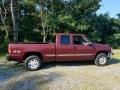 GMC Sierra 1500 SLE Extended Cab 4x4 Dark Toreador Red Metallic photo #4