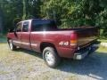 GMC Sierra 1500 SLE Extended Cab 4x4 Dark Toreador Red Metallic photo #6