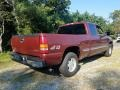 GMC Sierra 1500 SLE Extended Cab 4x4 Dark Toreador Red Metallic photo #7