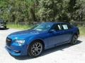 Chrysler 300 S Ocean Blue Metallic photo #1