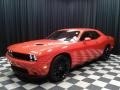 Dodge Challenger SXT Go Mango photo #2