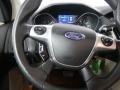 Ford Focus SE Sedan Ingot Silver photo #14