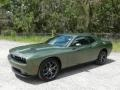Dodge Challenger SXT F8 Green photo #1