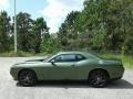 Dodge Challenger SXT F8 Green photo #2