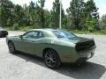 Dodge Challenger SXT F8 Green photo #3