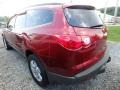 Chevrolet Traverse LT Red Jewel Tintcoat photo #2