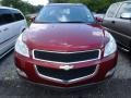 Chevrolet Traverse LT Red Jewel Tintcoat photo #5