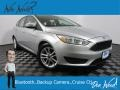 Ford Focus SE Hatchback Ingot Silver Metallic photo #1