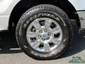 Ford F150 XLT SuperCab 4x4 Ingot Silver Metallic photo #9