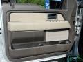 Ford F150 XLT SuperCab 4x4 Ingot Silver Metallic photo #25
