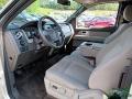 Ford F150 XLT SuperCab 4x4 Ingot Silver Metallic photo #26