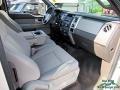 Ford F150 XLT SuperCab 4x4 Ingot Silver Metallic photo #27