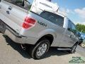 Ford F150 XLT SuperCab 4x4 Ingot Silver Metallic photo #31