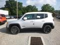 Jeep Renegade Latitude 4x4 Glacier Metallic photo #2
