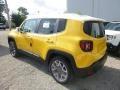Jeep Renegade Latitude 4x4 Solar Yellow photo #4
