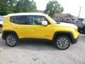Jeep Renegade Latitude 4x4 Solar Yellow photo #7