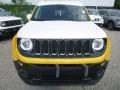 Jeep Renegade Latitude 4x4 Solar Yellow photo #9