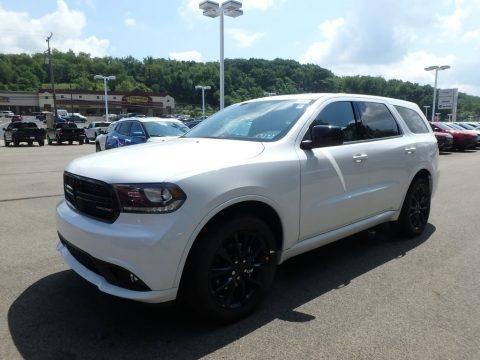 White Knuckle 2018 Dodge Durango SXT AWD