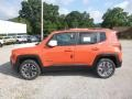 Jeep Renegade Latitude 4x4 Omaha Orange photo #3