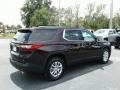 Chevrolet Traverse LT Black Current Metallic photo #5