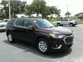 Chevrolet Traverse LT Black Current Metallic photo #7