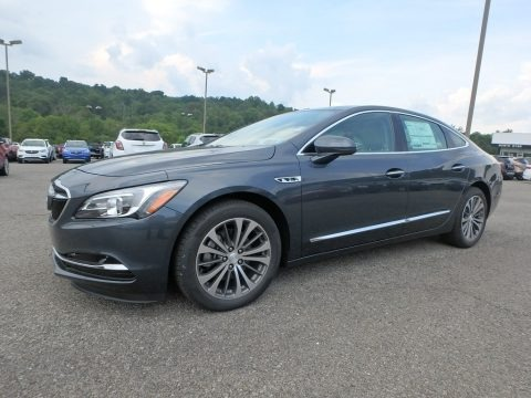 Pewter Metallic 2019 Buick LaCrosse Essence AWD