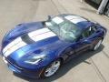 Chevrolet Corvette Stingray Coupe Elkhart Lake Blue Metallic photo #3