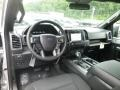 Ford F150 XLT SuperCab 4x4 Ingot Silver photo #9
