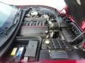 Chevrolet Corvette Convertible Magnetic Red II Metallic photo #21
