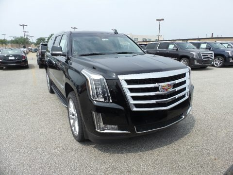 Black Raven 2019 Cadillac Escalade ESV Luxury 4WD