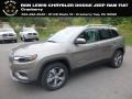 Jeep Cherokee Limited 4x4 Light Brownstone Pearl photo #1
