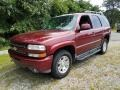 Chevrolet Tahoe Z71 4x4 Redfire Metallic photo #1