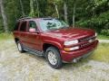 Chevrolet Tahoe Z71 4x4 Redfire Metallic photo #3