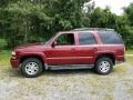 Chevrolet Tahoe Z71 4x4 Redfire Metallic photo #5