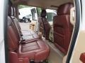 Ford F350 Super Duty Lariat Crew Cab 4x4 Dually Oxford White photo #34