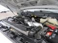Ford F350 Super Duty Lariat Crew Cab 4x4 Dually Oxford White photo #41