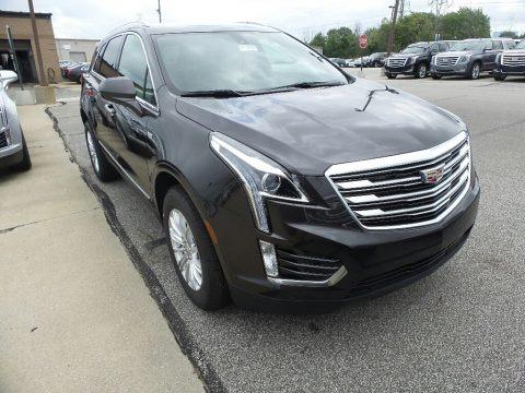 Dark Granite Metallic 2019 Cadillac XT5