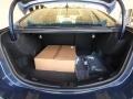 Ford Fusion SE Blue Metallic photo #15
