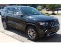 Jeep Grand Cherokee Limited 4x4 Brilliant Black Crystal Pearl photo #2