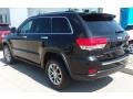 Jeep Grand Cherokee Limited 4x4 Brilliant Black Crystal Pearl photo #6