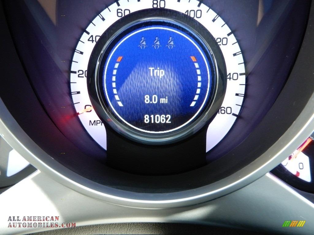 2012 SRX Performance AWD - Black Raven / Ebony/Ebony photo #25