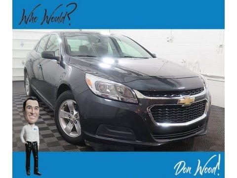 Ashen Gray Metallic 2016 Chevrolet Malibu Limited LS