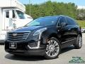 Cadillac XT5 Premium Luxury Stellar Black Metallic photo #1