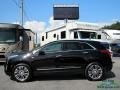 Cadillac XT5 Premium Luxury Stellar Black Metallic photo #2