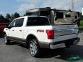 Ford F150 King Ranch SuperCrew 4x4 White Platinum photo #3